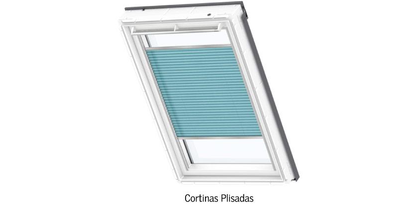 Cortinas para ventanas velux baratas fabulous venecianas for Cortinas ojales baratas