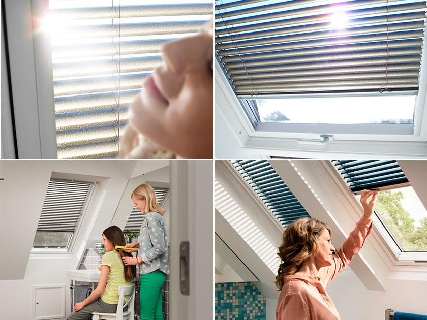 Cortinas para ventanas velux elegant cortinas velux - Mosquiteras para velux ...