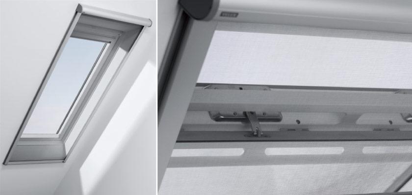 Mosquiteras para ventana velux burgoventanas i for Mosquiteras adaptables